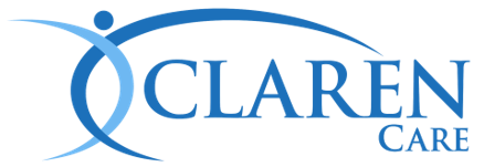 CLAREN -LONG TERM CARE Logo